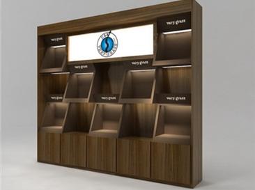 常熟高端实木展示柜